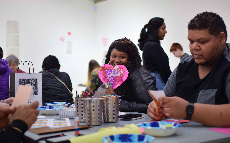 Bonus Open Studio | Valentine's Day Art Exchange