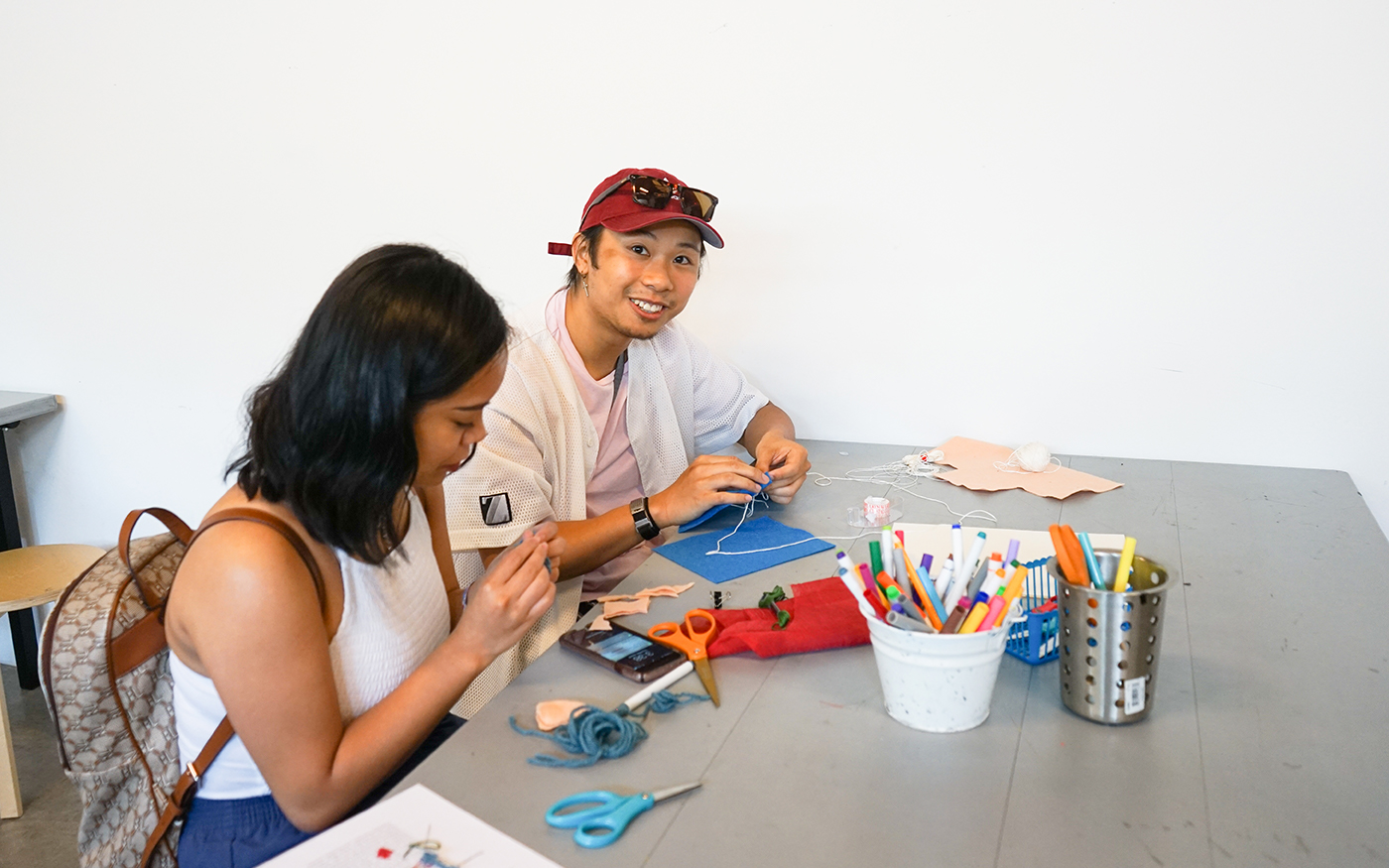 Shape and Pattern Mobiles | Drop-In Experience