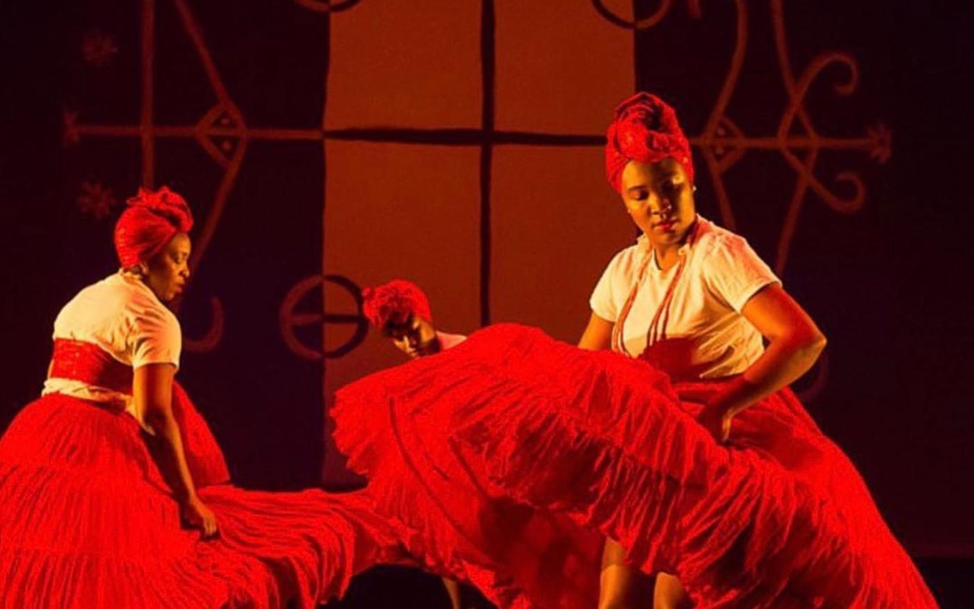 Virtual Performance | Yemaya and the Flood (an excerpt) with Dance Afrikana