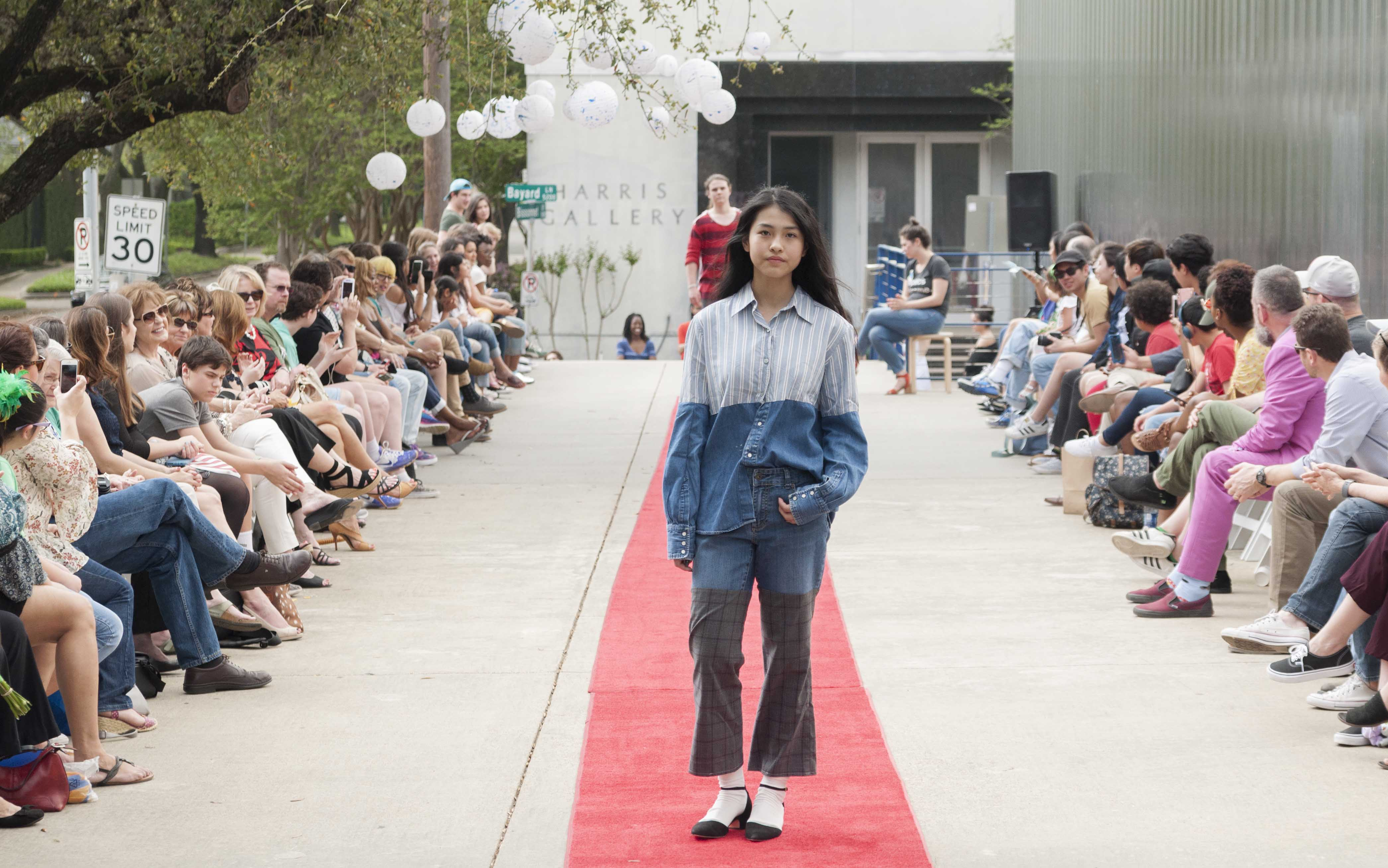 Fashion Show curated by CAMH's Teen Council