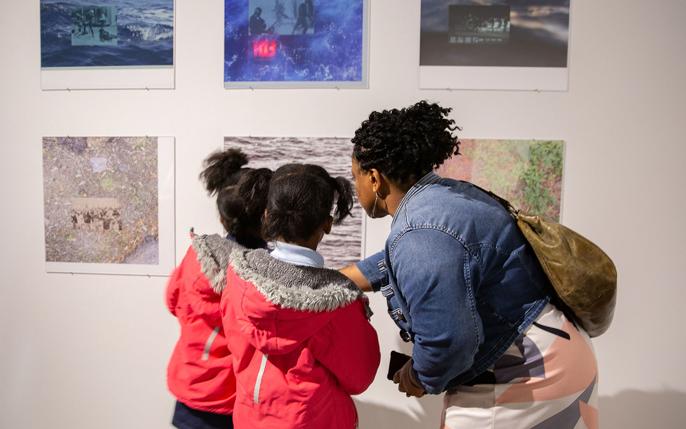 Discovering Art Everywhere | Drop-In Experience