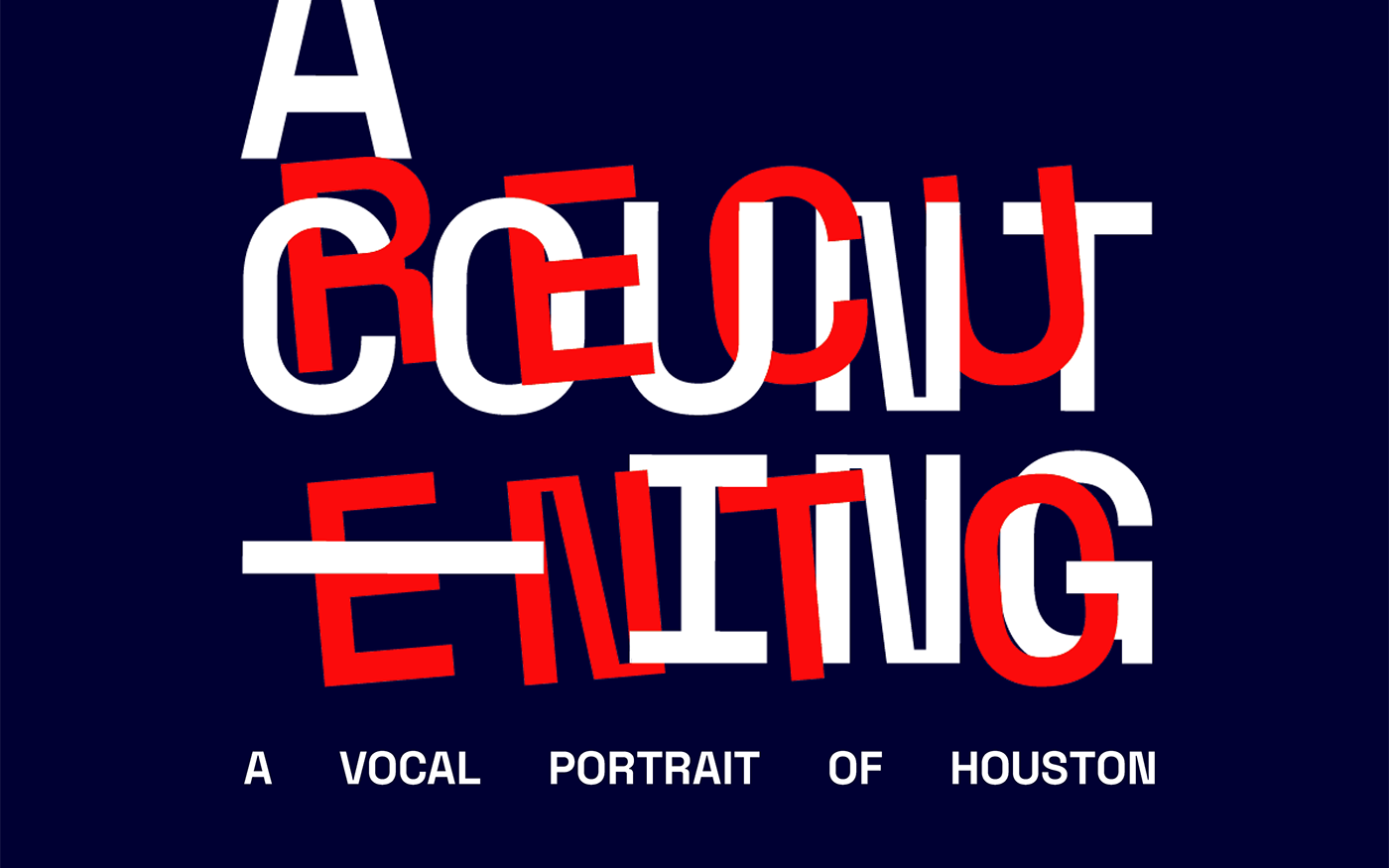 Houstonians Count | Drop-In Experience