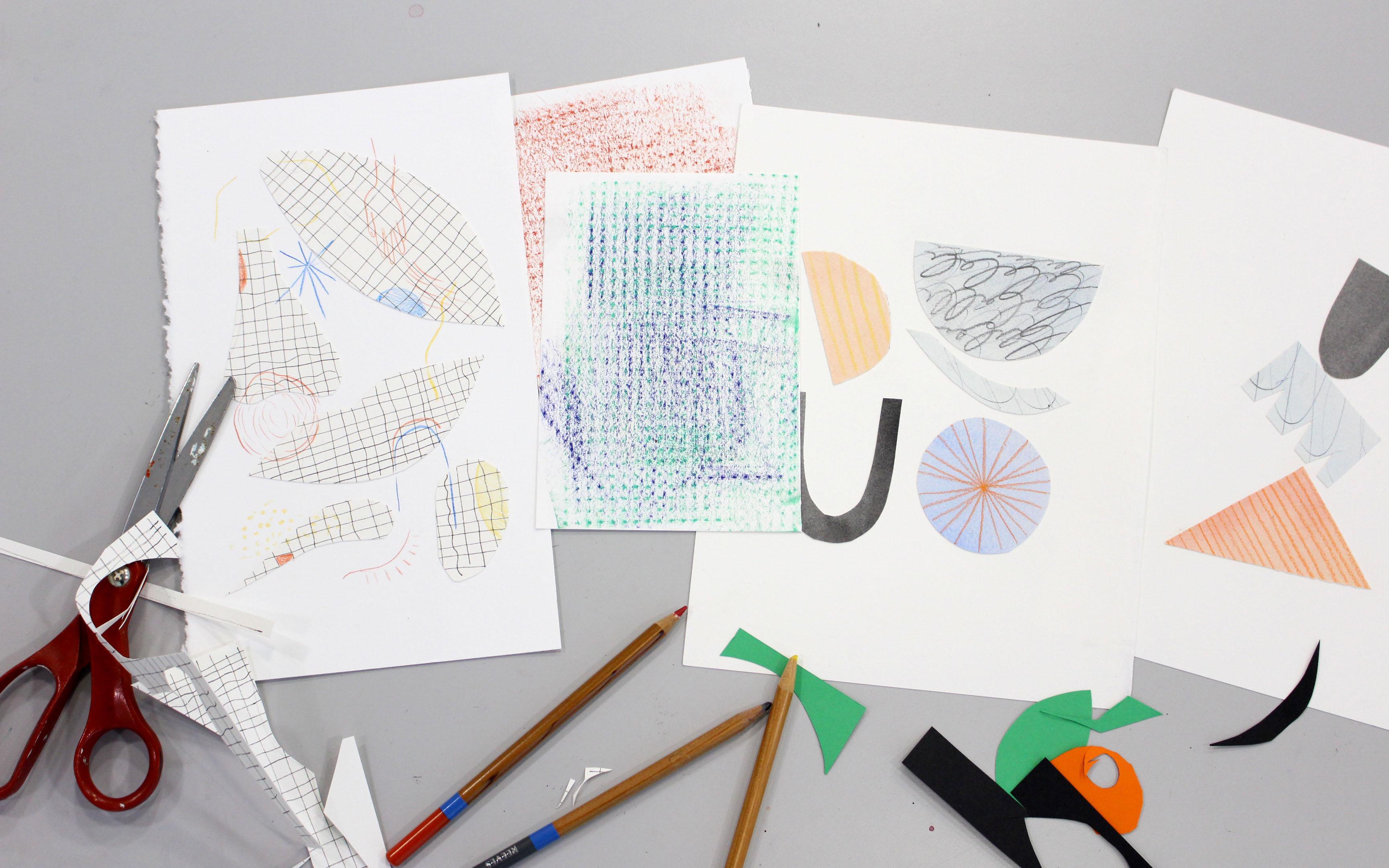 Summer Teen Afternoons | Mark Making Workshop