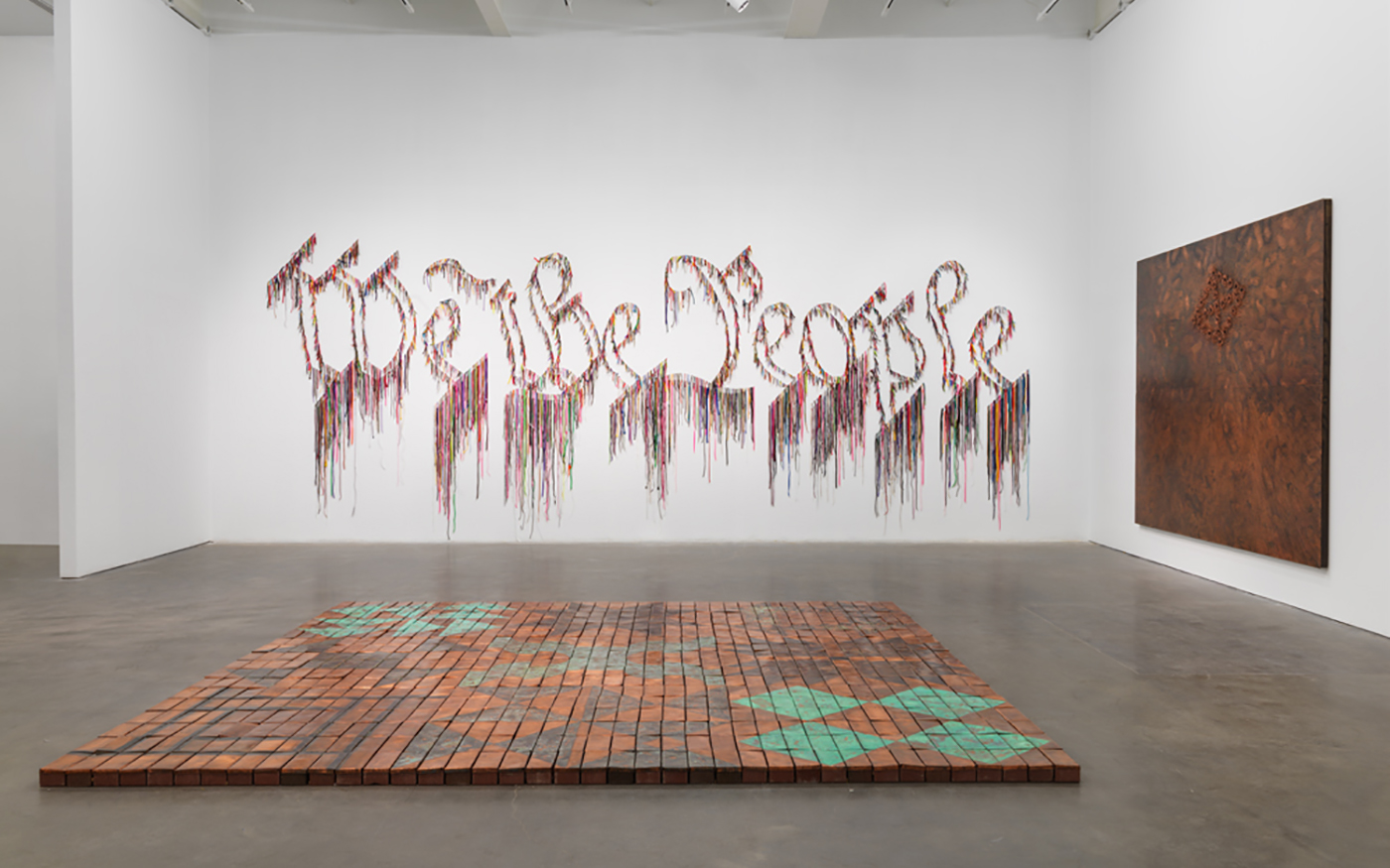 Opening Reception | Nari Ward: We the People