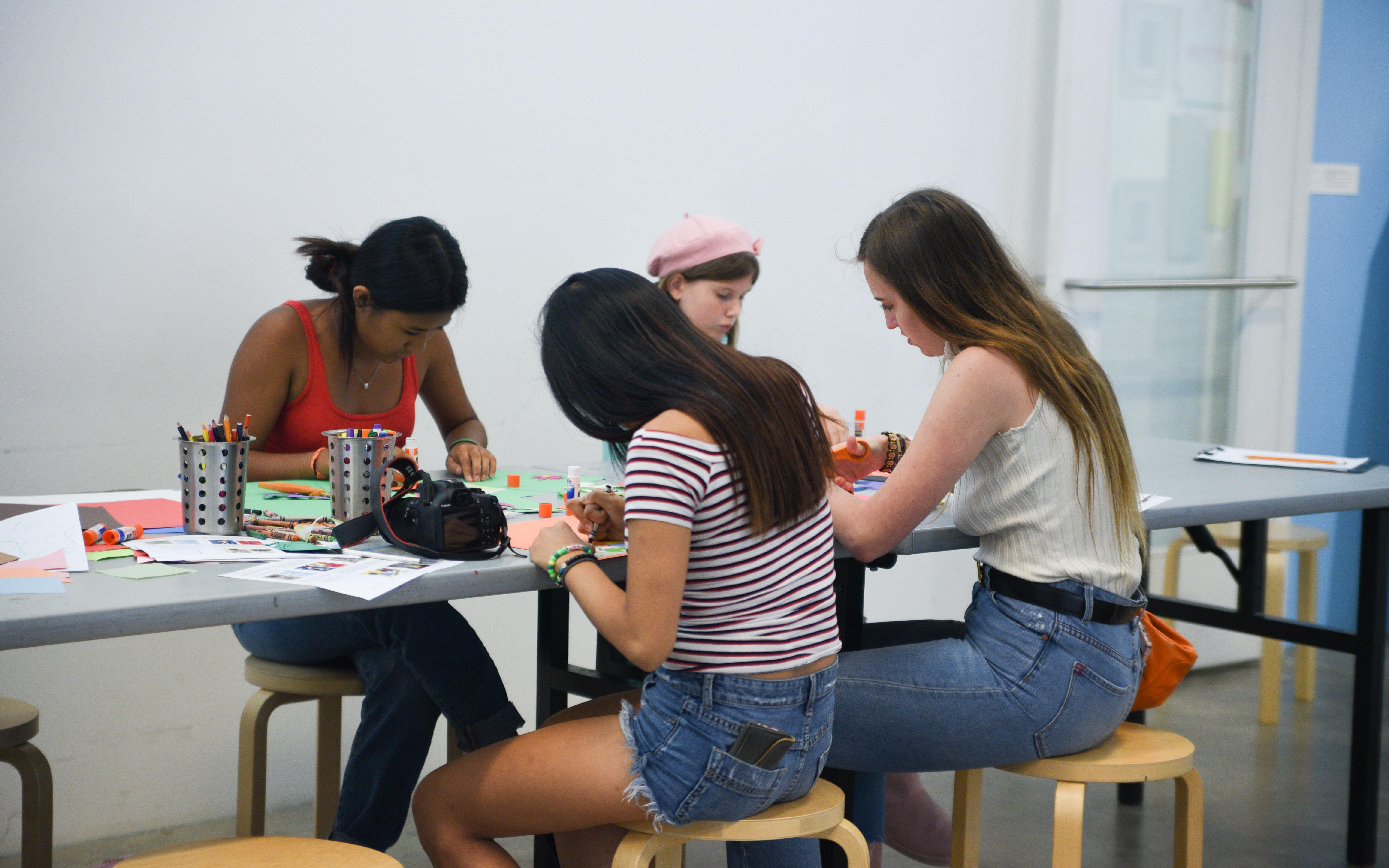 Workshop | Words & Art (Student Session)