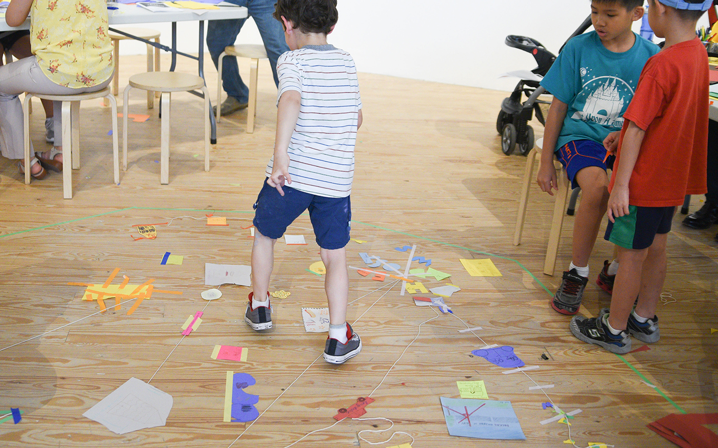 Observational Movement Drawing | Drop-In Experience