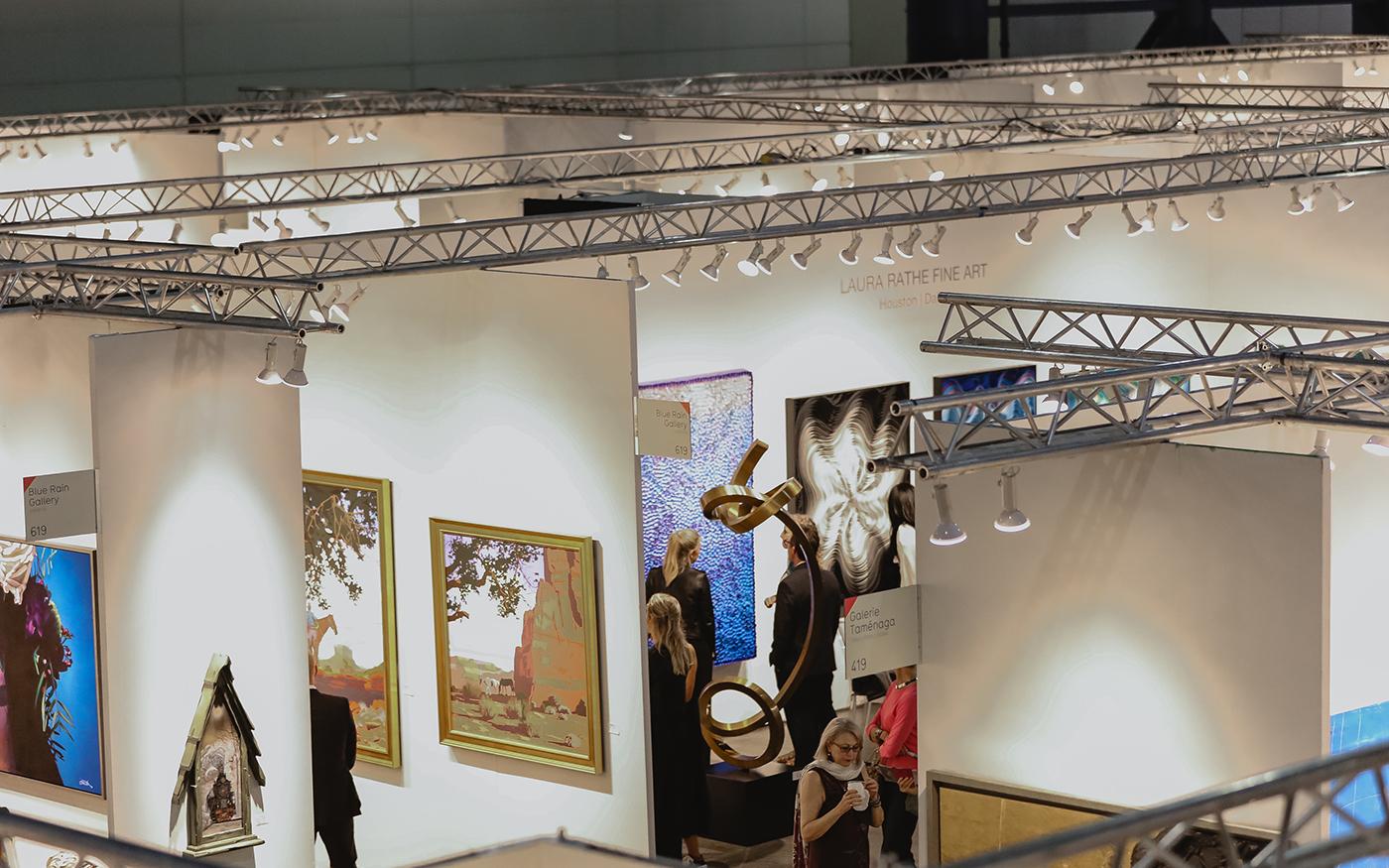 Collectors Circle | Texas Contemporary Art Fair Tour