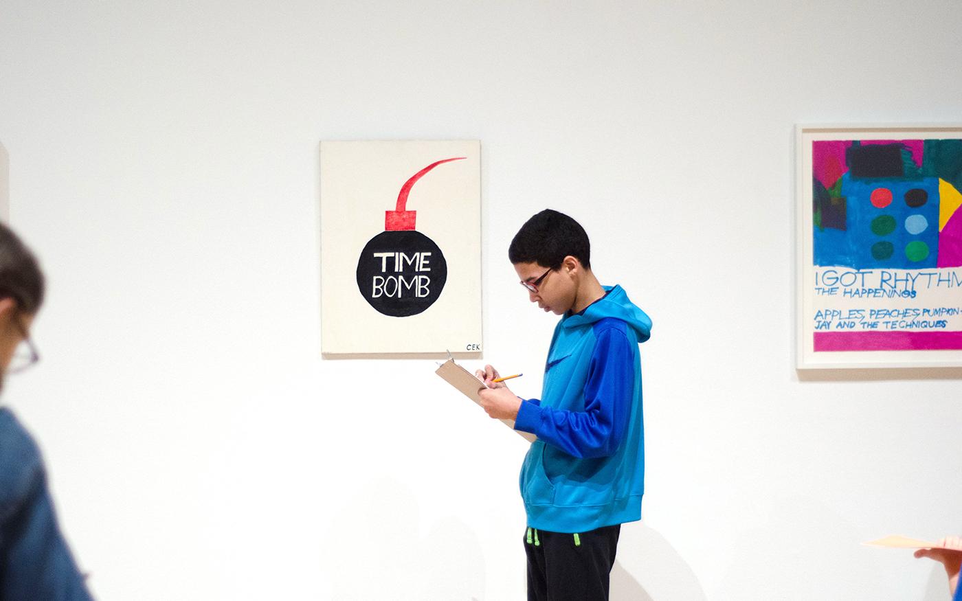 Reading | Words & Art