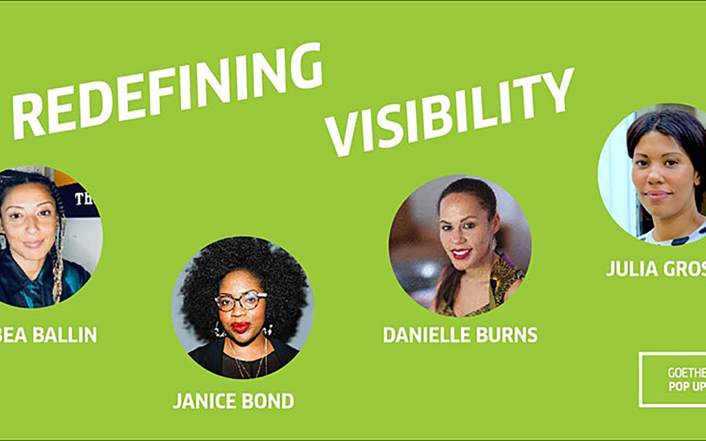 Curatorial Conversation with CAMH's Janice Bond | Redefining Visibility