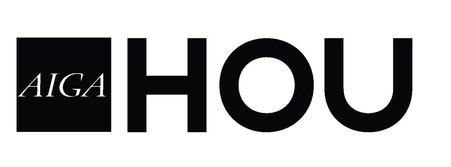 AIGA HOU Logo