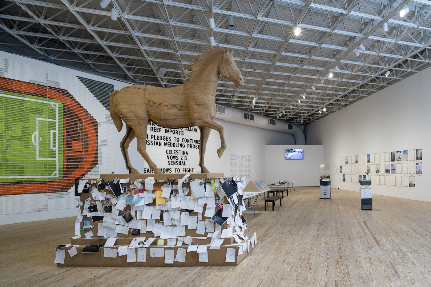 Atlas, Plural, Monumental @ Brown Foundation Gallery