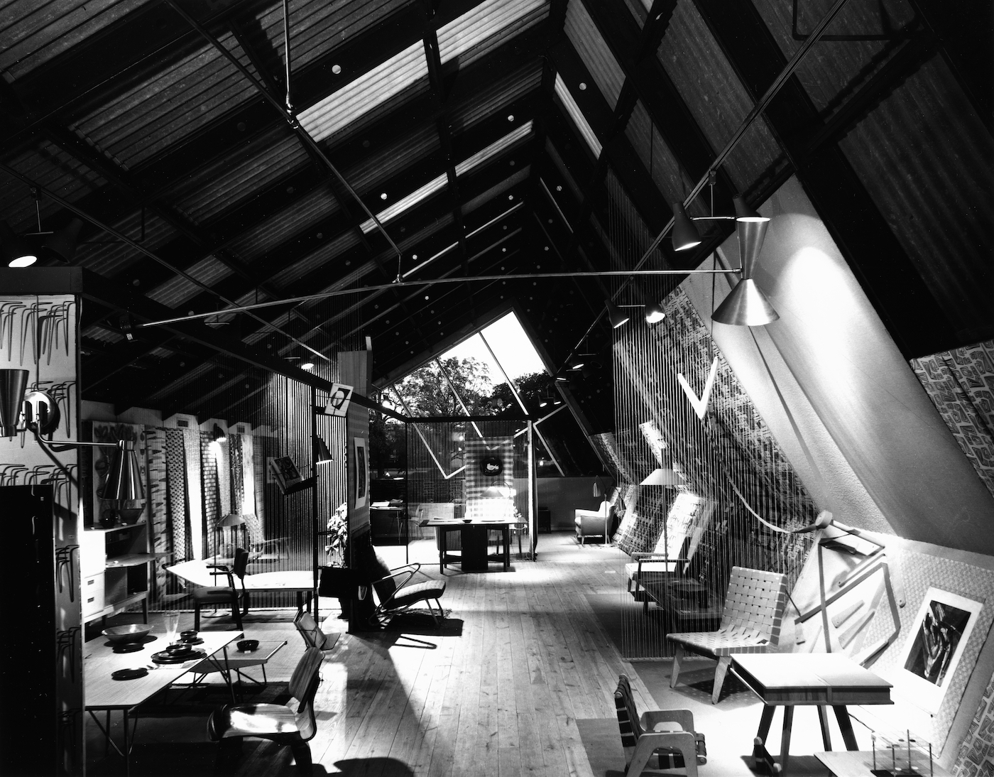 Art in Industry @ A-Frame building by McKie & Kamrath
