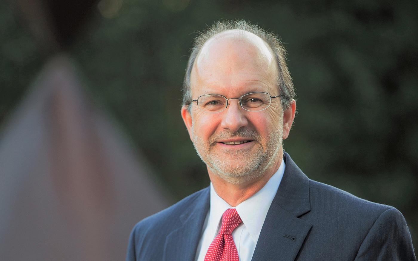 Art at Noon | David Leslie, Executive Director at the Rothko Chapel