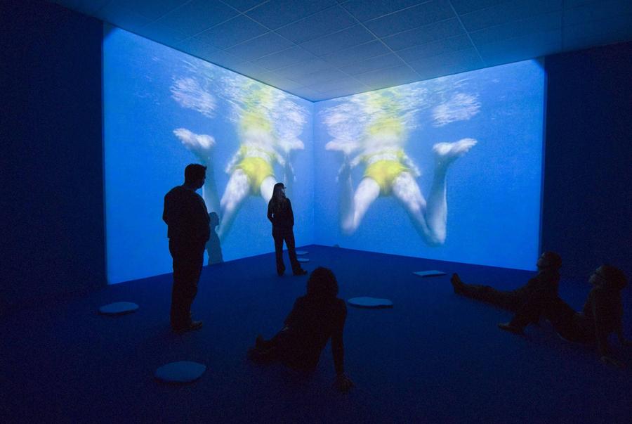 Donate | Pipolloti Rist installation Contemporary Arts Museum Houston