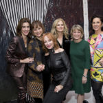 Phoebe Tudor; Leigh Smith; Marty Finger; Tracy Eklund; Kelley Lubanko; Heidi Gerger. Photo: Jenny Antill