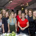 Carolyn Dodson; Molly Ott Ambler; Stephanie Willinger; Elisa Pye; Cullen Geiselman; Meg Malone; Libby Masterson; Coble Jorgensen; Rainey Knudson; Liz Anders. Photo: Jenny Antill