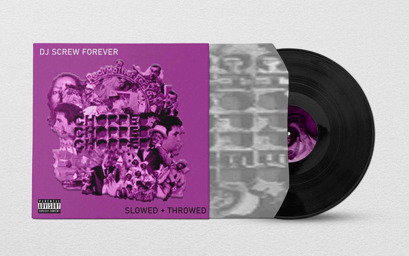 Slowed and Throwed DJ SCREW FOREVER Listening Experience