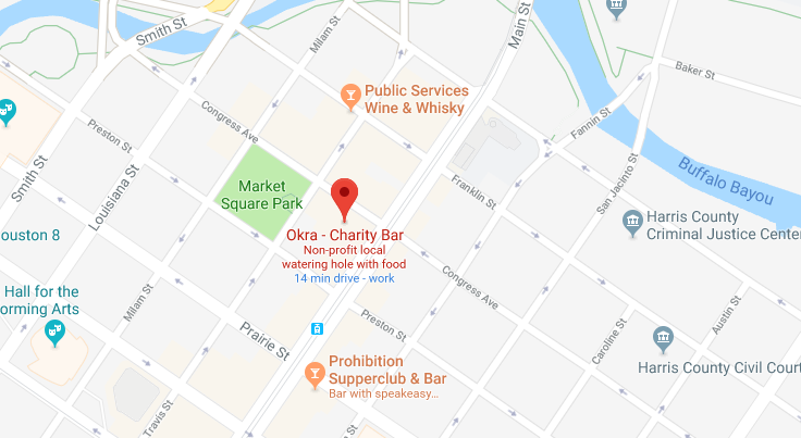 OKRA Charity Saloon on Google Maps