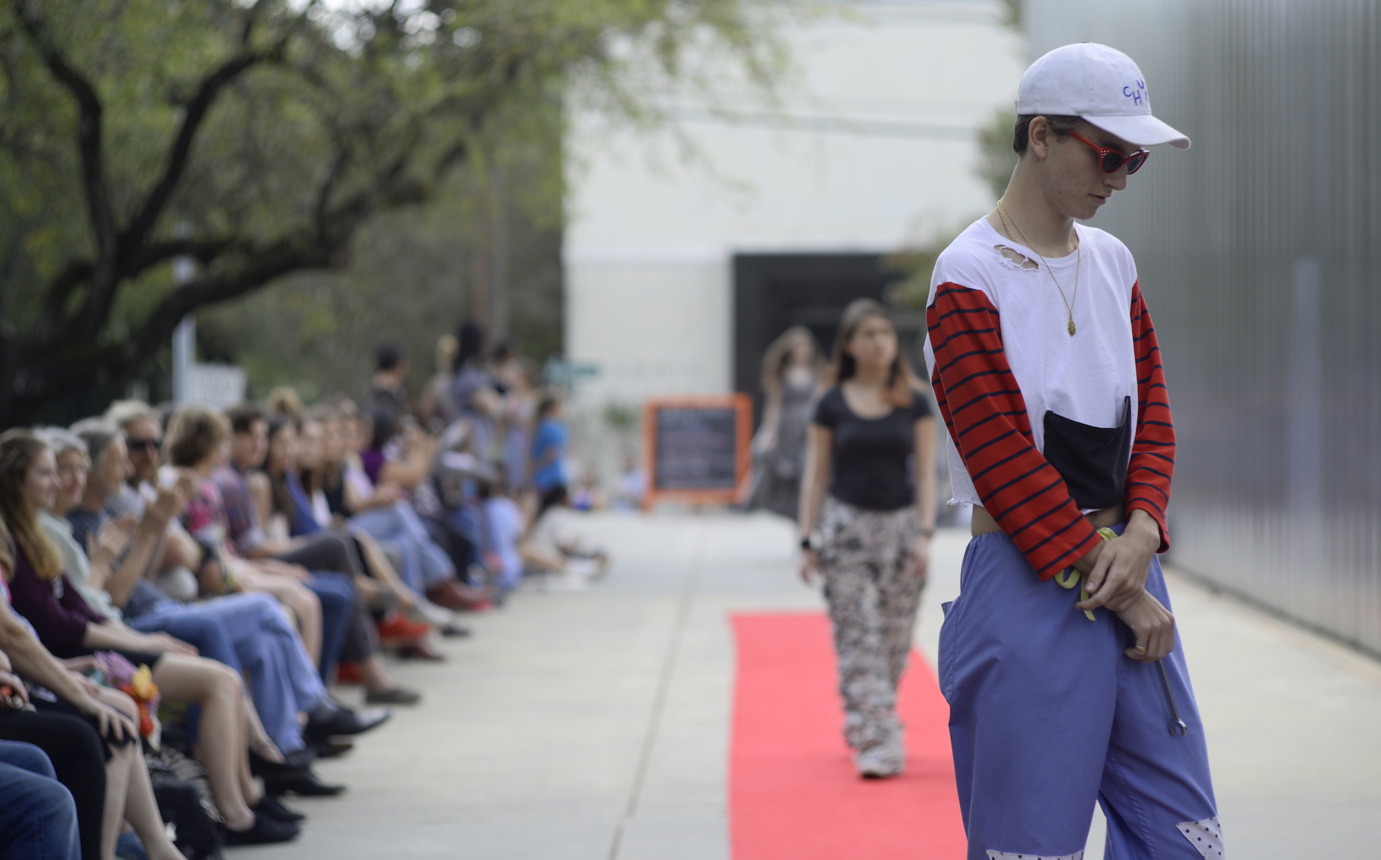 Teen Council Fashion Show 2017. Photo By Ronald L. Jones.
