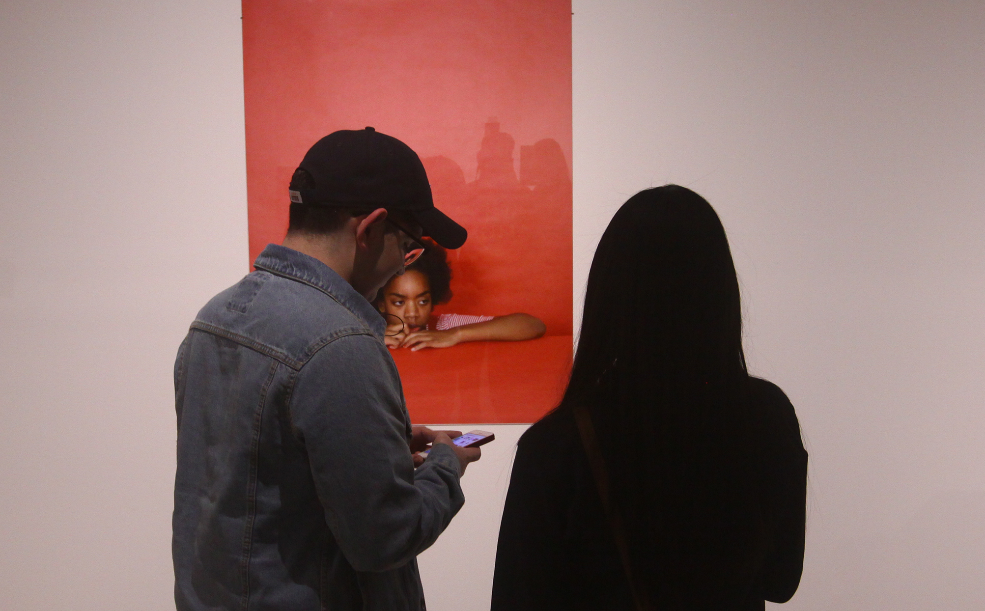 Teen Council Origins Of The Self Exhibition Opening, 2017. Photo by Martin Yaptangco.