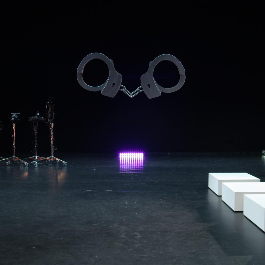 Telepathic Improvisation @ Nina and Michael Zilkha Gallery