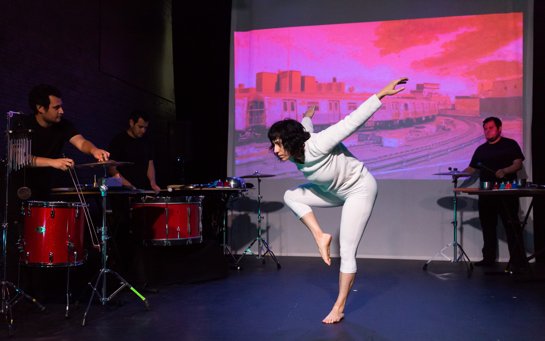 Performance | An Ordinance of Discordance