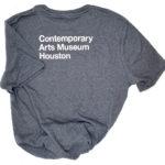 Trust Artists t-shirt (back)