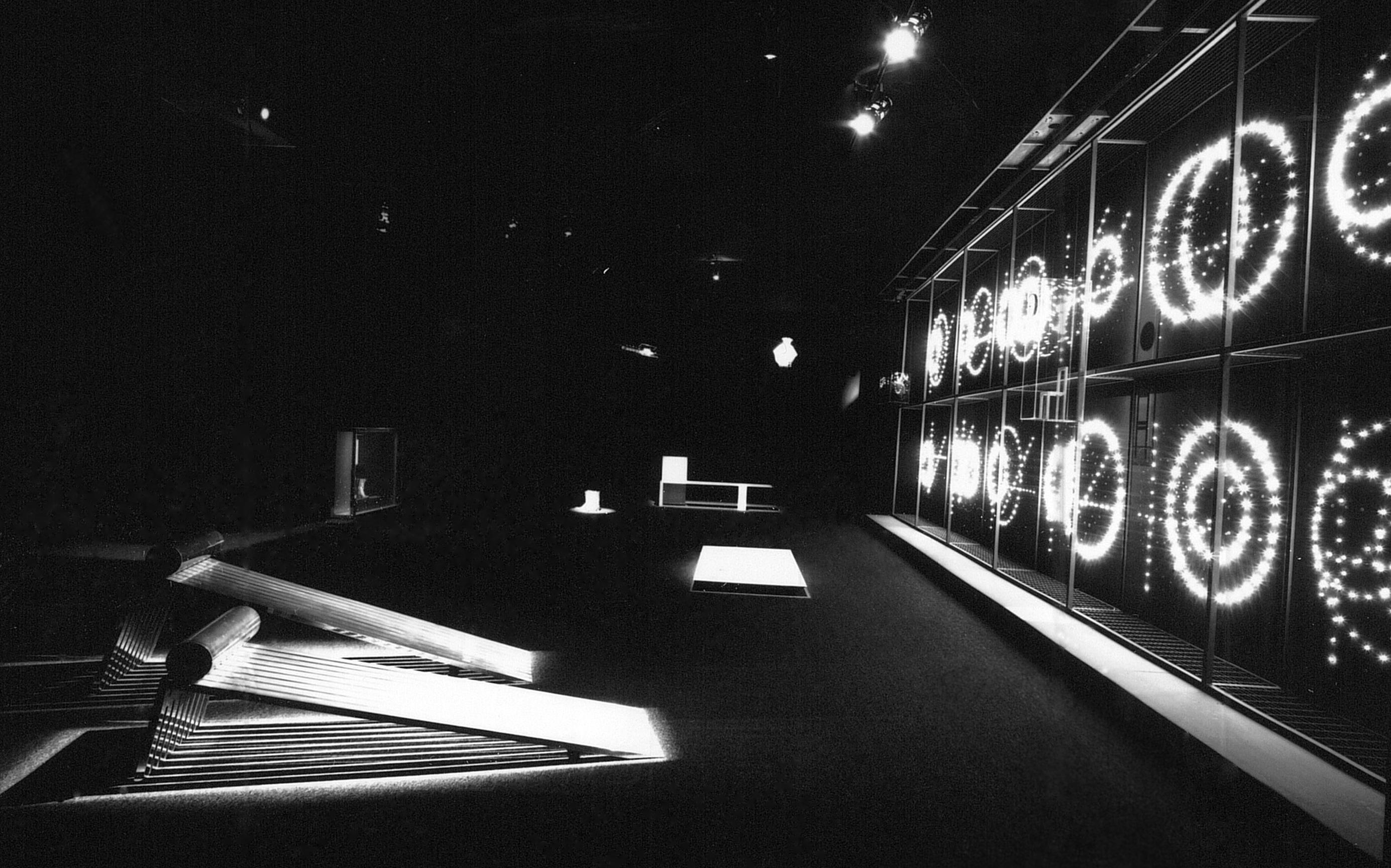 1990s Exhibitions Robert Wilson Banner Image